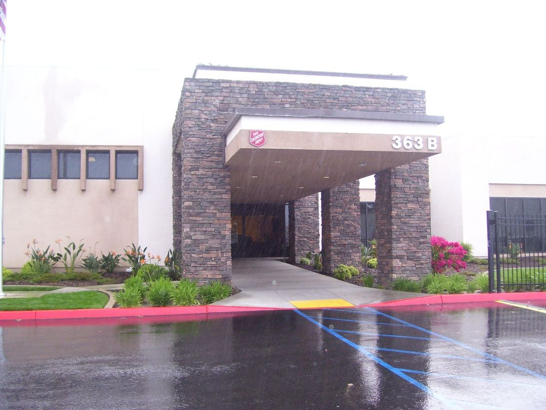 Salvation Army Adult Rehabilitation Center San Bernardino